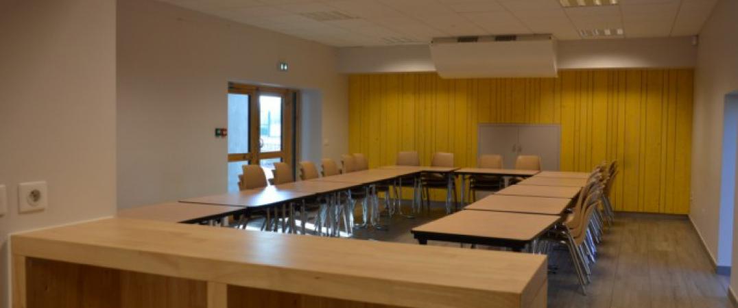 Salle Pré-Grenouillet