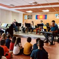 L' Ecole de Musique Municipale fait sa rentrée