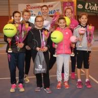 Tennis  -  Grand-Prix de la ville d'Aulnat / Trophée Danone 2017