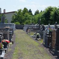 Concessions funéraires en état d'abandon