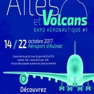 Exposition Ailes et Volcans