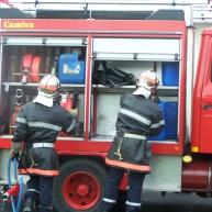 Passage des pompiers