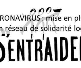 CORONAVIRUS- Solidarité