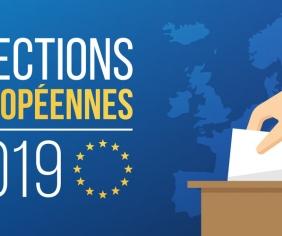 Elections Européennes - dimanche 26 mai 2019