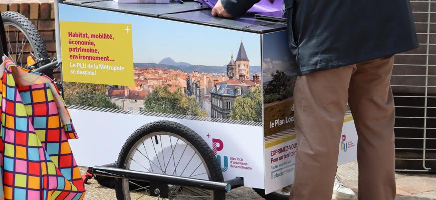 Une nouvelle phase de concertation débute pour le Plan Local d'Urbanisme de Clermont Métropole !