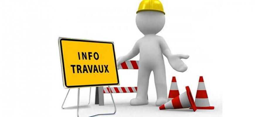 Travaux Avenue Voltaire Avenue Emmanuel Chabrier