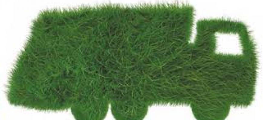 Collecte déchets verts